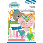 Photo Play Paper - Under the Weather Collection - Ephemera