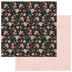 Photo Play Paper - Vintage Girl Collection - 12 x 12 Double Sided Paper - Allure