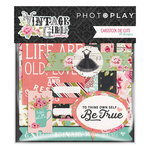 Photo Play Paper - Vintage Girl Collection - Ephemera