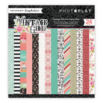 Photo Play Paper - Vintage Girl Collection - 6 x 6 Paper Pad