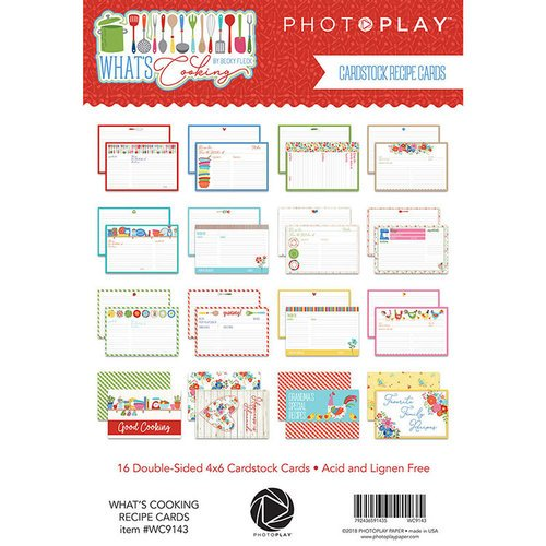 Photo Play Paper - What