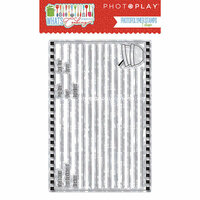 Photo Play Paper - What's Cooking Collection - Clear Photopolymer Stamps - Recipe Card