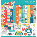 Photo Play Paper - We Can Just Stay Home Collection - 12 x 12 Collection Pack