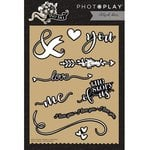 Photo Play Paper - We Do Collection - Die Set - Elements