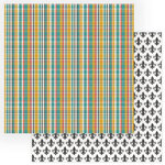 Photo Play Paper - Wild Honey Collection - 12 x 12 Double Sided Paper - Bee Happy