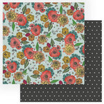 Photo Play Paper - Wild Honey Collection - 12 x 12 Double Sided Paper - Nectar