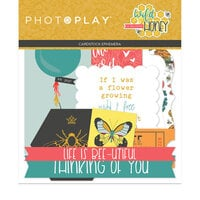 Photo Play Paper - Wild Honey Collection - Ephemera