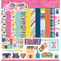 Photo Play Paper - Wicker Lane Collection - 12 x 12 Collection Pack