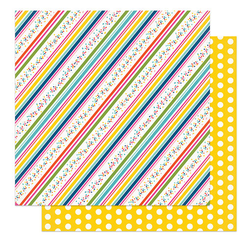 Photo Play Paper - Wicker Lane Collection - 12 x 12 Double Sided Paper - Our House