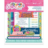 Photo Play Paper - Wicker Lane Collection - Ephemera