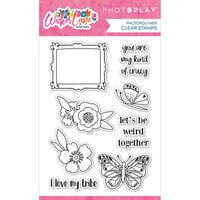 Photo Play Paper - Wicker Lane Collection - Clear Photopolymer Stamps