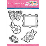 Photo Play Paper - Wicker Lane Collection - Etched Die Set