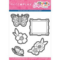Photo Play Paper - Wicker Lane Collection - Dies