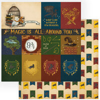 Photo Play Paper - Wizard World Vol. 2 Collection - 12 x 12 Double Sided Paper - Stay Magical