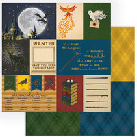 Photo Play Paper - Wizard World Vol. 2 Collection - 12 x 12 Double Sided Paper - Wizards