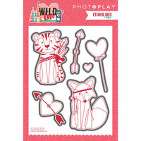 Photo Play Paper - Wild Love Collection - Die Set