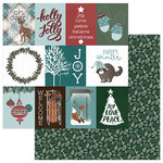 Photo Play Paper - Winter Meadow Collection - Christmas - 12 x 12 Double Sided Paper - Winter Wishes