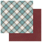 Photo Play Paper - Winter Meadow Collection - Christmas - 12 x 12 Double Sided Paper - Winter Warmth
