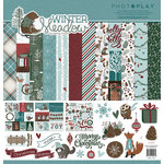 Photo Play Paper - Winter Meadow Collection - Christmas - 12 x 12 Collection Pack
