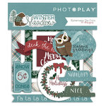Photo Play Paper - Winter Meadow Collection - Christmas - Ephemera