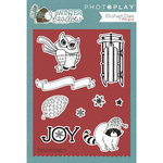 Photo Play Paper - Winter Meadow Collection - Christmas - Die Set