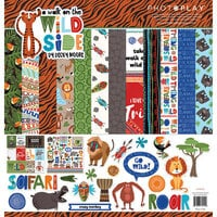 Photo Play Paper - A Walk On The Wild Side Collection - 12 x 12 Collection Pack