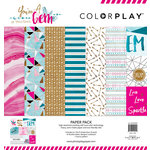 Photo Play Paper - You're a Gem Collection - 12 x 12 Paper Pack