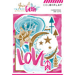 Photo Play Paper - You're a Gem Collection - Ephemera