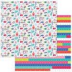 Photo Play Paper - You Had Me At Paper Collection - 12 x 12 Double Sided Paper - Stash