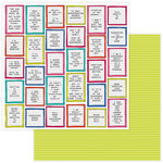 Photo Play Paper - You Had Me At Paper Collection - 12 x 12 Double Sided Paper - Sign Board