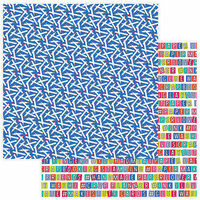Photo Play Paper - You Had Me At Paper Collection - 12 x 12 Double Sided Paper - Color Me