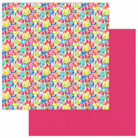 Photo Play Paper - You Had Me At Paper Collection - 12 x 12 Double Sided Paper - Snail Mail