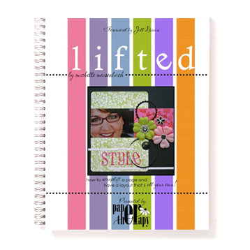 Paper Therapy - Lifted Idea Book by Michelle Meisenbach