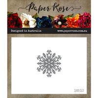 Paper Rose - Dies - Snowflake 1