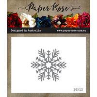 Paper Rose - Dies - Snowflake 2