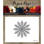 Paper Rose - Dies - Snowflake 3