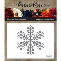 Paper Rose - Dies - Snowflake 4