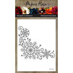 Paper Rose - Dies - Snowflake Corner