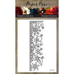 Paper Rose - Dies - Snowflake Border