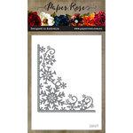 Paper Rose - Dies - Snowflake Corner Frame