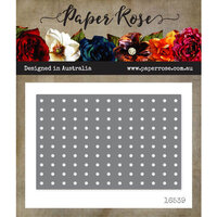 Paper Rose - Dies - Pegboard - Small
