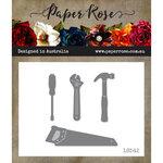 Paper Rose - Dies - Tool Set 1