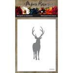 Paper Rose - Dies - Reindeer 1