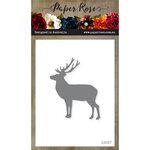 Paper Rose - Dies - Reindeer 2