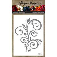 Paper Rose - Dies - Elegant Flourish - Large