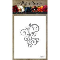 Paper Rose - Dies - Elegant Flourish - Small