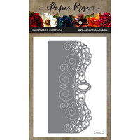 Paper Rose - Dies - Ornate Border