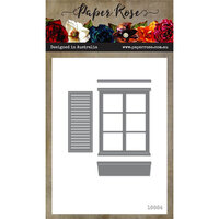 Paper Rose - Dies - Window and Accessories