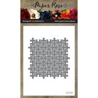 Paper Rose - Dies - Jigsaw Puzzle