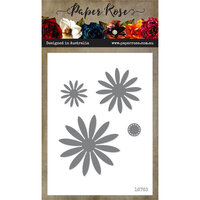 Paper Rose - Dies - Daisy Flower Set